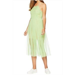 Romeo & Juliet Couture Dresses - ROMEO & JULIET COUTURE Ruffle Mesh Dress